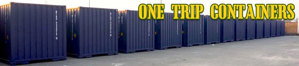 Shipping containers for sale in England, Ireland, Scotland and Wales